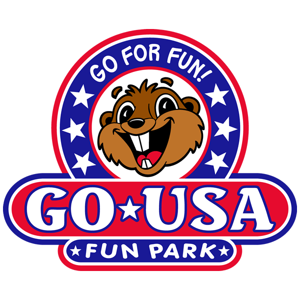 GO USA Fun Park logo