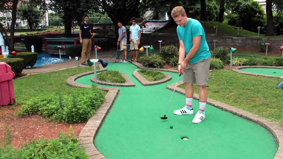 Mini Golf Go Usa Fun Park