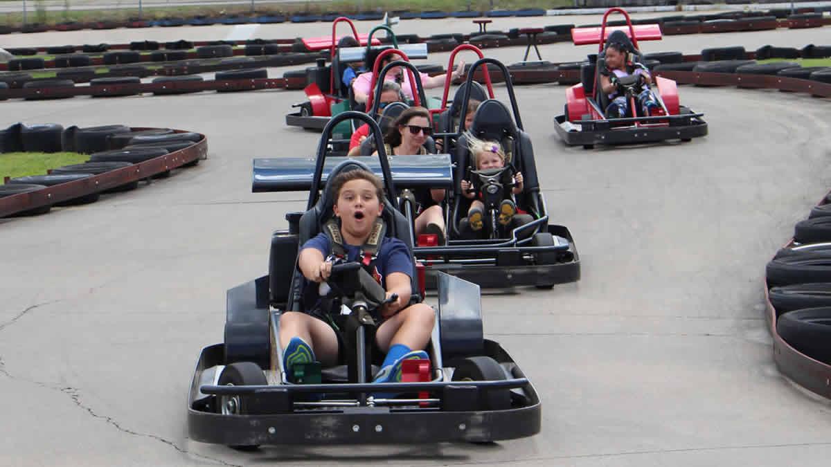 Indoor Go Karts Nashville >> Go Karts Mini Golf Driving Range Batting Cages